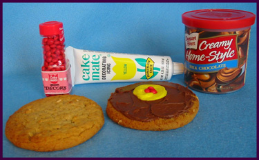 Simple Science Activities, Earth Cookies Photo Myrna Martin