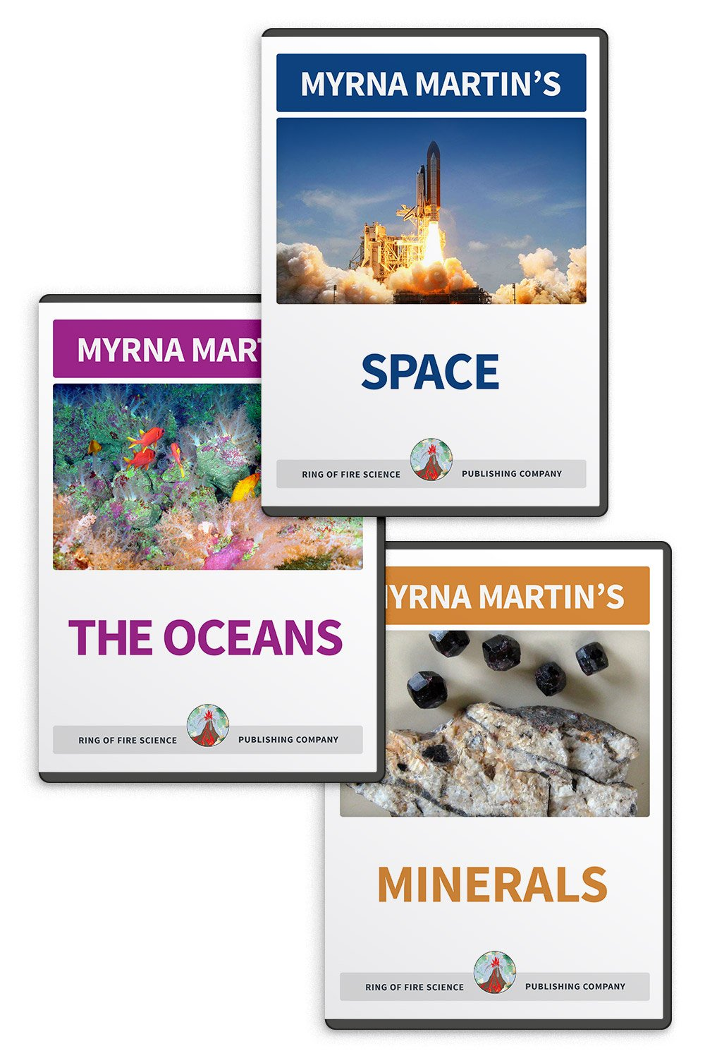 Myrna Martin's Earth Science Videos