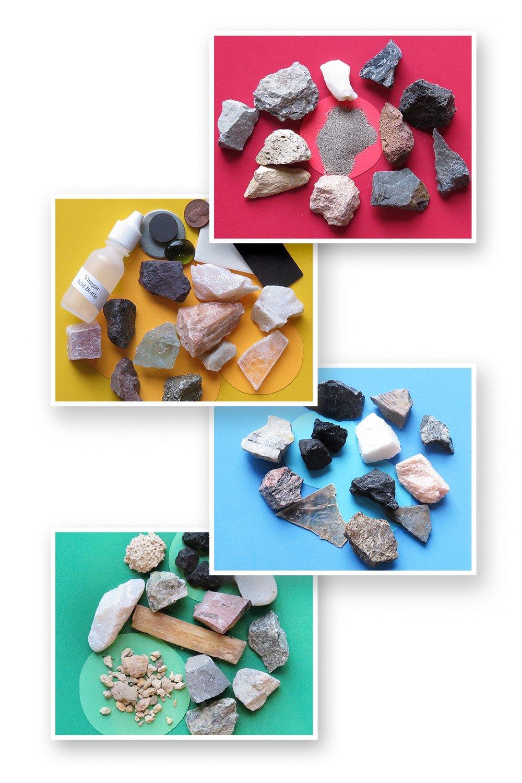 Myrna Martin's Rock Sets