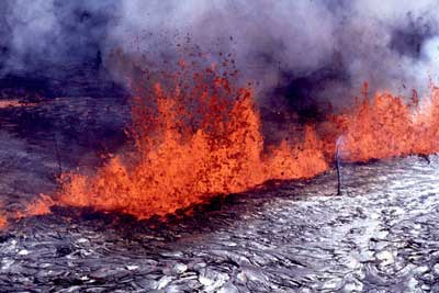 Lava Fountains, USGS